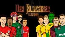 Der Klassiker by 442oons: FCB X-men vs. BVB Avengers
