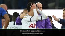 Son is not guilty for Gomes injury - Poch