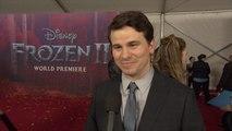 'Frozen 2' Premiere: Jason Ritter