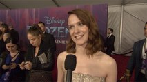 'Frozen 2' Premiere: Evan Rachel Wood