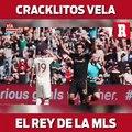 Carlos Vela es el REY de la MLS