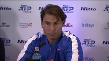 Nadal hopeful on fitness ahead of ATP Tour Finals