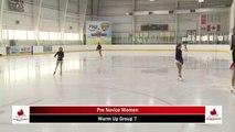 2020 Skate Ontario Sectionals - Pre-Novice Women - Free  Program (Skaters 36-42)