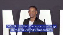 Will Smith And His Colonoscopy