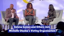 Selena Gomez Wants More Voter Participation