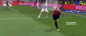 تمريرة يوسف عطال الحاسمة ضد نادي بوردو