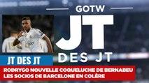 JT des JT : Rodrygo se révèle, ça gronde au Barça