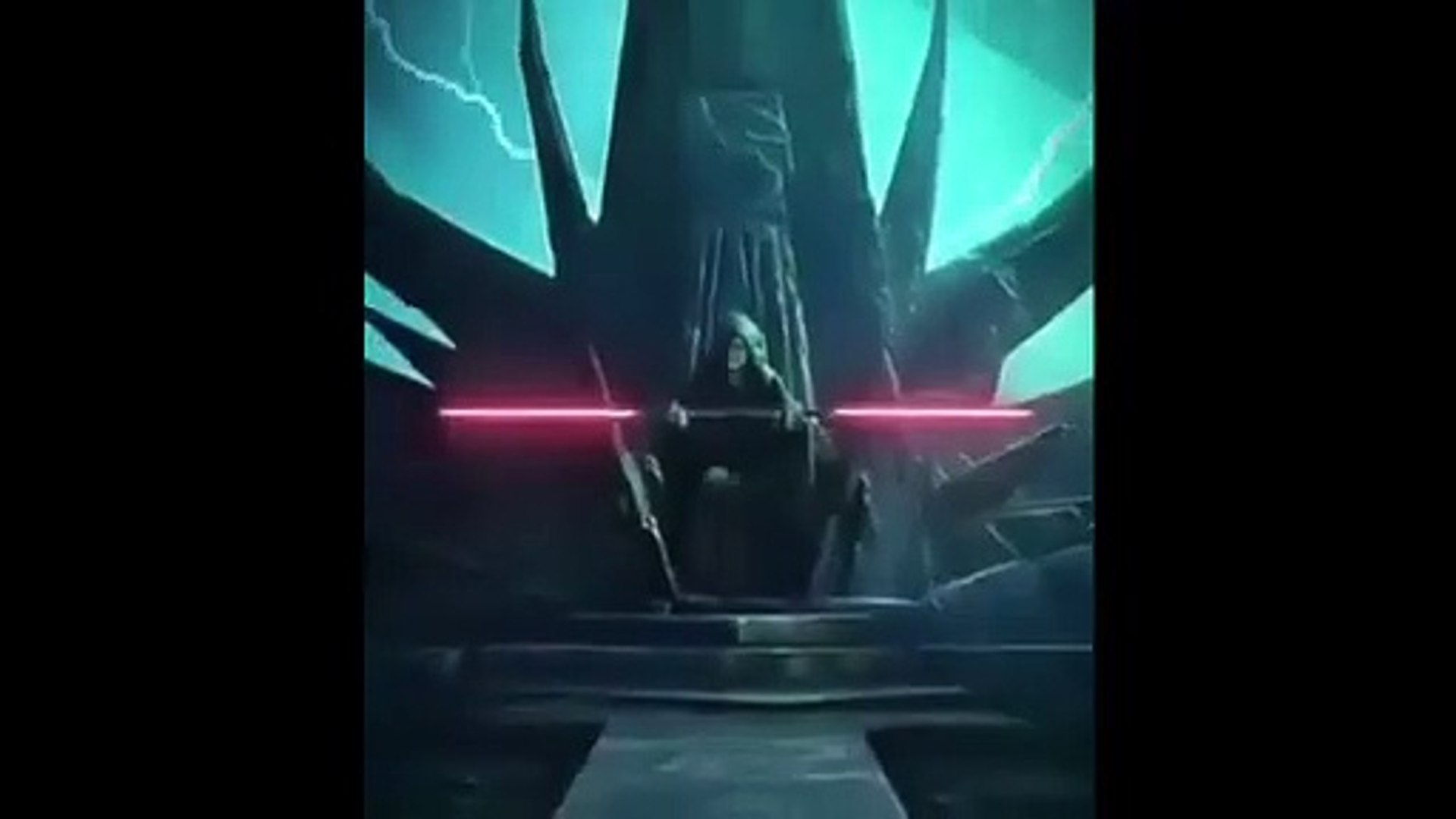Star Wars Rise Of Skywalker Palpatine Meet Rey Dailymotion Video