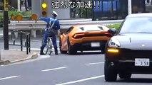 Ce policier poursuit une Lamborghini pour lui mettre une amende... en vélo