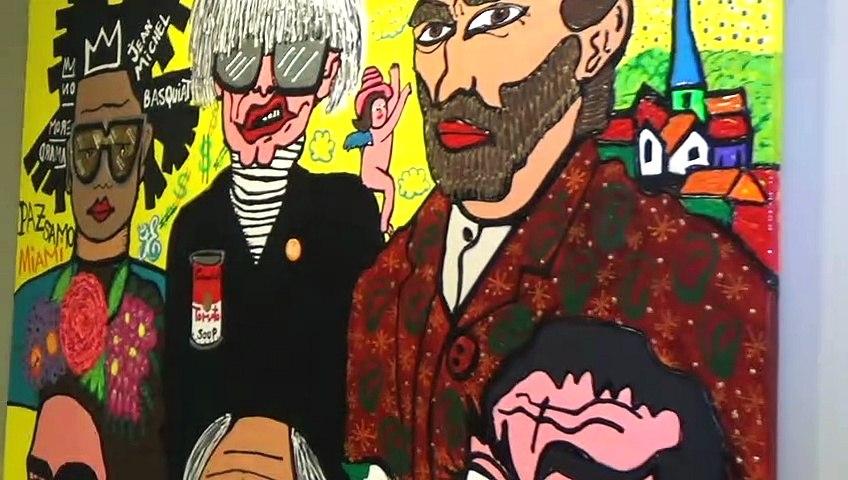WynwoodArt Gallery Presents: Fer Sucre 30 Años Expo