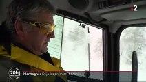 Pyrénées-Atlantiques : le retour de la neige