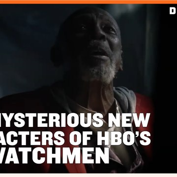 Watchmen (HBO) - Hong Chau and  Louis Gossett Jr. Interview