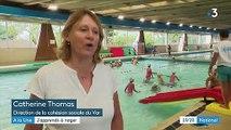 Var : apprendre à nager gratuitement