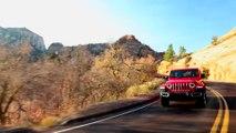 2020 Jeep Wrangler Sahara EcoDiesel Driving Video
