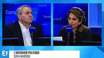 Xavier Bertrand - L'interview de 8h15 Mercredi 13 novembre