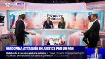 Madonna attaquée en justice par un fan - 13/11