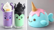 10 DIY Cake Decorating Tutorials For Halloween | So Yummy Dessert Recipes | Life For Tips