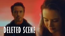 Avengers Endgame - Tony Meets Morgan Adult - Deleted Scene