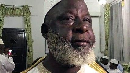Le Grand imam de Conakry à propos des manifestations politiques