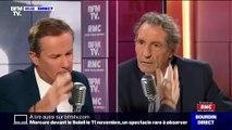 """Nicolas Dupont-Aignan: """"J'appelle à une mobilisation totale de tous les Français"""" le 5 décembre"""