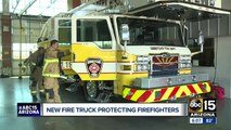 Goodyear's new fire truck is more than just an average vehicle