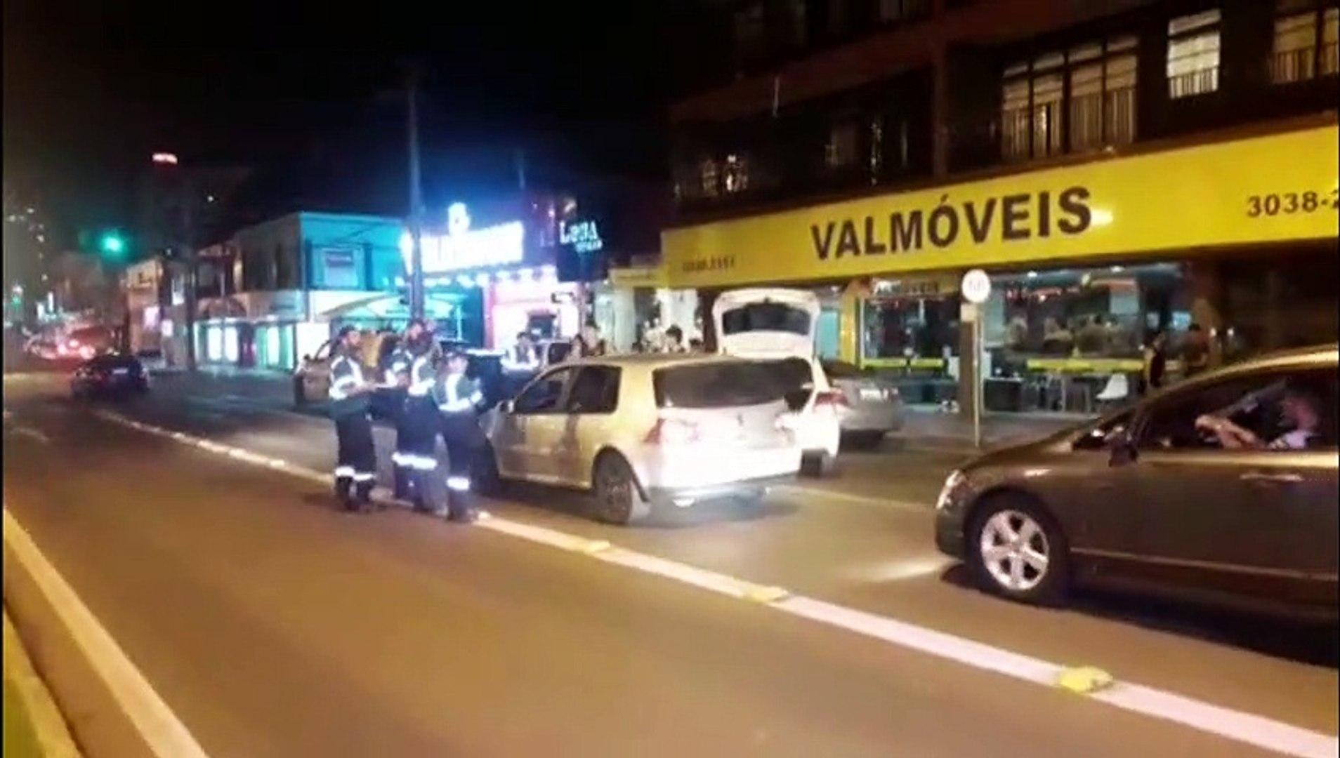Operação Cinquentenário: PM realiza abordagens em pontos da cidade