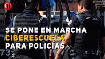 Se pone en marcha Ciberescuela para policías