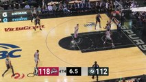 Gary Clark (27 points) Highlights vs. Austin Spurs