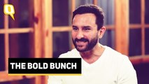 Partner | The Bold Bunch - Saif Ali Khan