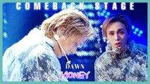 [Comeback Stage] DAWN - MONEY, 던 - MONEY show Music core 20191109