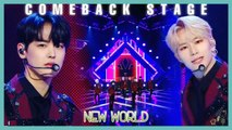 [Comeback Stage] VICTON - New World,  빅톤 - New World show Music core 20191109