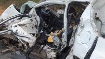 कार-ट्रक की भिड़ंत में पांच युवकों की हुई दर्दनाक मौत, दोस्त की शादी में शामिल होने जा रहे थे