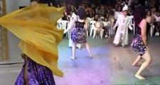 Sünnet düğünündeki görüntüler sonrası haklarında soruşturma başlatılan dansözler ifade verdi