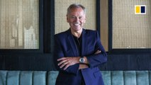 From 'good for nothing' to celebrity chef: Wolfgang Puck's recipe for success