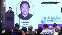 Campus Journalism Congress 2019 : Raffy Santos