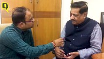 BJP Will Make Ayodhya Verdict a Sentimental Issue but Let's Focus on Development: Prithviraj Chavan