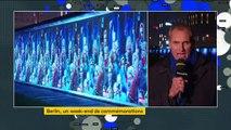 Allemagne : Berlin fête la chute du Mur