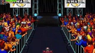 RetroMania Wrestling - Jugabilidad