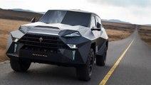 Voici le SUV le plus cher du monde - Karlmann King