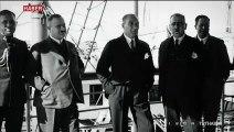 Atatürk'ün daha önce yayınlanmamış görüntüleri