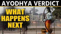 Ayodhya verdict is delivered and now this is what happens next | Oneindia News