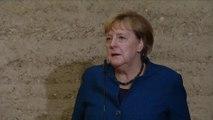 """30 ans après la chute du Mur de Berlin, Angela Merkel appelle l'Europe à """"défendre la démocratie"""""""