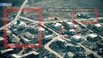 Opposition's NFL shells Assad militias in Idlib's Umm al-Halaheel