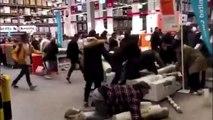 Markerad, la collection Ikea x Virgil Abloh provoque des cohues monstrueuses
