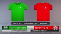 Match Preview: Seattle Sounders vs Toronto FC on 10/11/2019