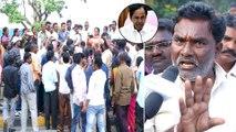 TSRTC Samme : ఆర్టీసీ కార్మికులపై లాఠీ ఛార్జ్ చేసిన పోలీసులు..! || Oneindia Telugu