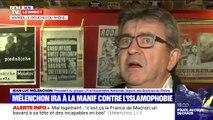 Jean-Luc Mélenchon affirme qu'il participera à la marche contre l'islamophobie