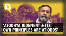 'Ayodhya Judgment & Principles at Odds': Yogendra Yadav on Verdict in Babri Masjid-Ram Janmabhoomi Case