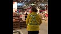 Ikea : la collection capsule de Virgil Abloh créé des émeutes (vidéo)