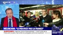 Marche contre l'islamophobie: le bras de fer Le Pen/Mélenchon - 09/11